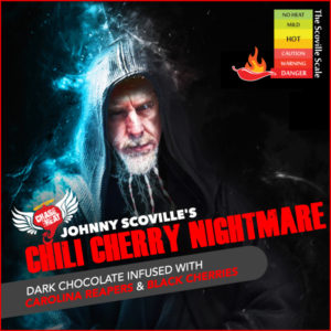 Johnny Scovilles chili cherry nightmare